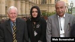 بلوچستان کے وزیر اعلیٰ، ڈاکٹر عبدالمالک اور لارڈ آئبری کے ہمراہ (فائل)