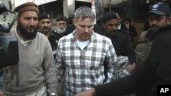 美國外交官被捕時的情況。