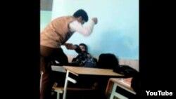 تصویری از فیلم تنبیه بدنی در الیگودرز