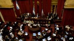 Hasta ahora en Argentina el aborto solo está permitido en los casos de violación y riesgo para la vida o salud de la madre.