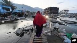 Tsunami kedua atau ketiga bisa lebih tinggi dibandingkan yang pertama.