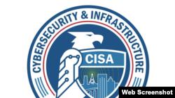 logoja e Agjensisë së Shteteve të Bashkuara për Sigurinë Kibernetike dhe Infrastrukturën (CISA)