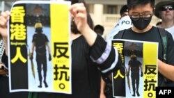 香港风云(2019年10月16日)