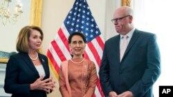 US Myanmar