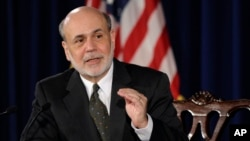 FILE - Federal Reserve Chairman Ben Bernanke, June 19, 2013.