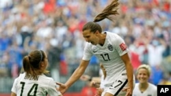 U.S. Women's Soccer Team Wins World Cup