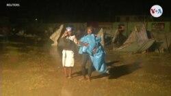 Fuertes inundaciones en Haití tras el impacto de la tormenta Grace