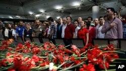 Ataques causaram 45 mortos