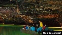 Tennesi ştatında yeraltı göl