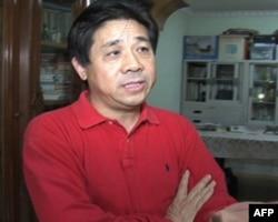 维权人士冯正虎(资料照片)