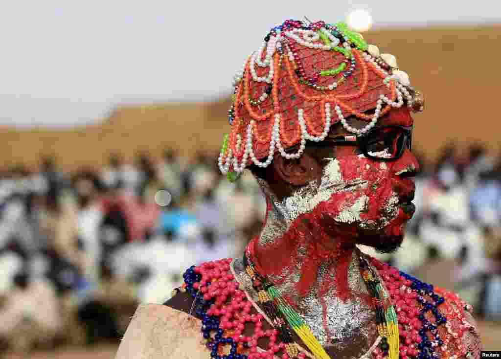 Sudan - Yerli Xalqların Günü qeyd edilir