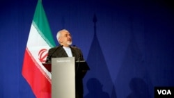 Министр иностранных дел Ирана Мохаммад Джавад Зариф (архивное фото)