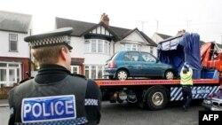 Policija u Britaniji konfiskuje automobil