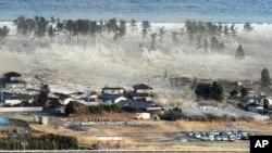 日本311大地震与海啸