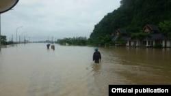 karen state flood (MOI)