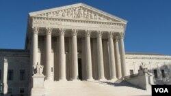 美国联邦最高法院(资料照)