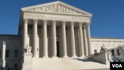 美國聯邦最高法院(資料照片)