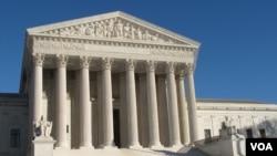 美國聯邦最高法院。(資料圖片)