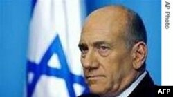Bộ trưởng Quốc phòng Israel yêu cầu ông Olmert từ chức