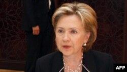 Хиллари Клинтон в Морокко