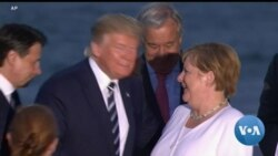 Divisions Between Trump and Leaders Spill Out at G-7