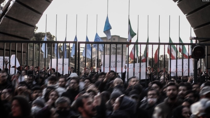 مقامات قضایی ایران بازداشت «حدود ۳۰ نفر» در اعتراضات اخیر را تایید کردند
