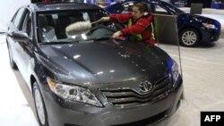 Hoa Kỳ là nơi xe Camry bán chạy nhất trong 13 năm kể từ 14 năm qua