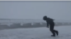 Video Shows Man Lifted Up By Strong Winds