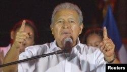 Presiden El Salvador Sanchez Ceren (foto: dok).