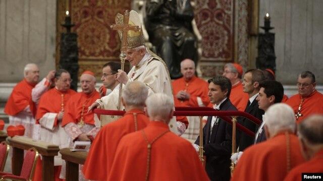 No hay europeos entre los nuevos seis cardenales ordenados por el Sumo Pontífice.