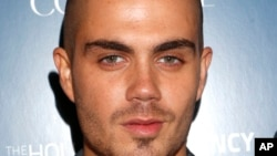Max George attends the US Weekly AMA After Party for The Wanted at Lure on November 19, 2012 in Los Angeles, California.
