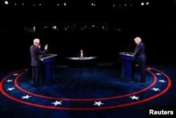 Trump Biden Last Debate Oct 22 2020