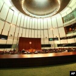 香港立法会辩论平反六四