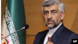 Глава иранской переговорной группы Саид Джалили