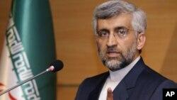 사이드 잘릴리 이란 핵 협상 대표. (자료사진)