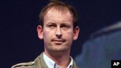 ہلاک ہونے والا فرانسسی صحافی