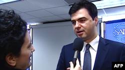 Kryebashkiaku i Tiranës Lulzim Basha zhvillon takime në Uashington