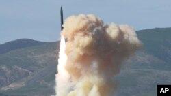 Ahariko habera ibitero vya misile balistike, muri Koreya ya Ruguru
