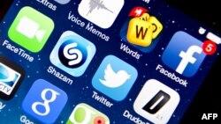 FILE - Aplikasi-aplikasi dalamApple iPhone 5s (Foto:dok)