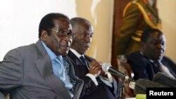 Bw Robert Mugabe