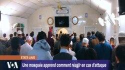 La mosquée d'Arlington entraîne ses fidèles face aux attaques armées