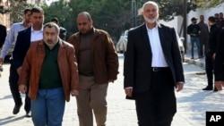 حماس کا الزام ہے کہ اسرائیل جنگ بندی پر عمل نہیں کر رہا۔