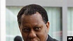 Nigeria's Foreign Minister Odein Ajumogobia (file photo)