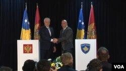 Premijeri Crne Gore i Kosova u Prištini
