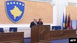 Sejdiu, thirrje autoriteteve të Beogradit të distancohen nga krimet
