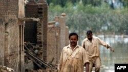 Pakistan Hindistan'dan Gelen Sel Yardımını Kabul Etti
