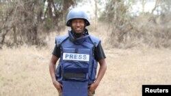 Kumerra Gemechu, repórter de imagem da Reuters