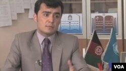 阿富汗教育部发言人伊曼(视频截图)