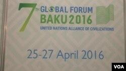 Bakıda BMT-nin Sivilizasiyalar Alyansının VII Qlobal Forumu başlayıb