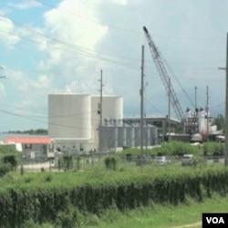 U Delti Mississipija više ljudi živi od nafte nego od rbarenja